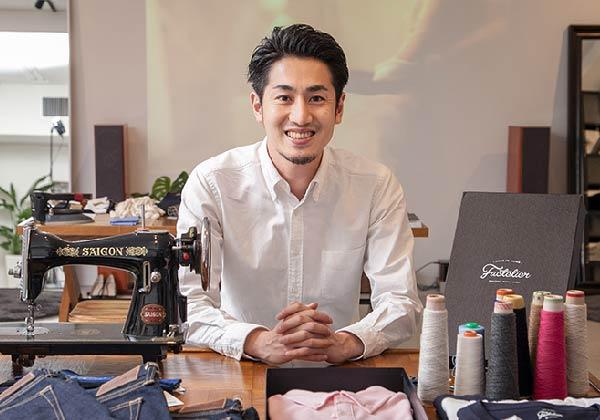 ライフスタイルアクセント株式会社 代表取締役 山田敏夫氏